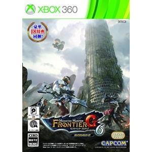 【Xbox360】 モンスターハンター フロンティアG6 プレミアムパッケージの商品画像|ナビ