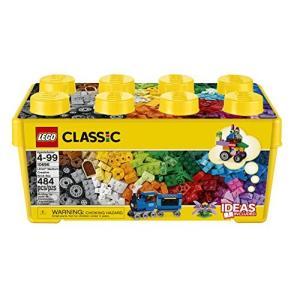 レゴ (LEGO) クラシック 黄色のアイデアボックス プラス 10696 新品