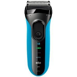 ブラウン シリーズ3 メンズ電気シェーバー  3枚刃 3010s お風呂剃り可