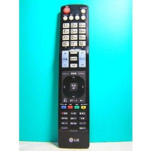 LG テレビリモコン AKB72914263 中古