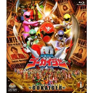 スーパー戦隊シリーズ 海賊戦隊ゴーカイジャー VOL.1(Blu-ray) 中古