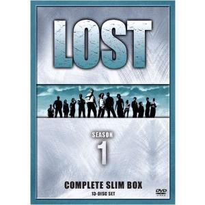 LOST シーズン1 COMPLETE SLIM BOX (DVD) 中古