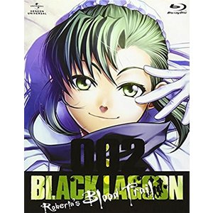 OVA BLACK LAGOON Roberta's Blood Trail Blu-ray002 ...