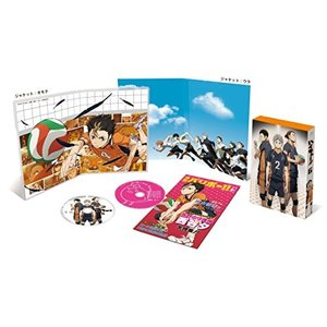 ハイキュー!! vol.6 (初回生産限定版) (DVD) 新品