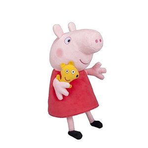 ペッパピッグ (Peppa Pig) なかよしフレンズ ぬいぐるみ ペッパピッグ 新品商品
