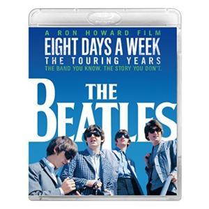 ザ・ビートルズ EIGHT DAYS A WEEK  -The Touring Years Blu-ray スタンダード・エディション 新品|zerotwo-men