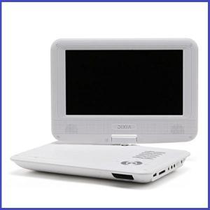 DVDプレイヤー ポータブル フルセグ対応 ポータブルDVDプレーヤー 9インチ 安い 激安 地デジ テレビが見れる TOHO DIXA 車載用バッグ付属|zerotwo-men