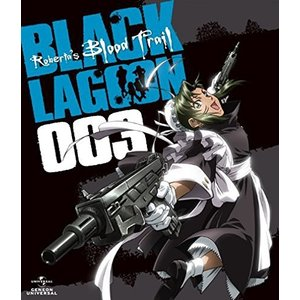 OVA BLACK LAGOON Roberta's Blood Trail Blu-ray 003...