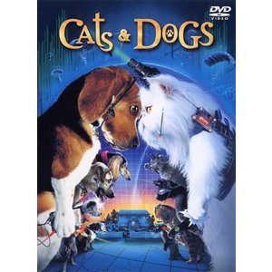 キャッツ&ドッグス 特別版 (DVD) 新品