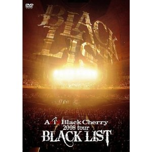 ACID BLACK CHERRY 2008 TOUR BL...