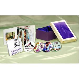 キャメロン・ディアス 靴箱風 DVD-BOX (限定生産) ...