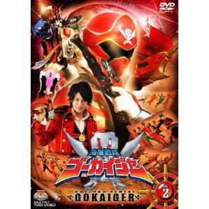 スーパー戦隊シリーズ 海賊戦隊ゴーカイジャー VOL.2 (DVD) 中古