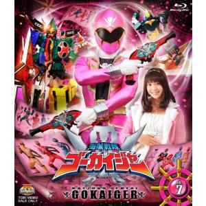スーパー戦隊シリーズ 海賊戦隊ゴーカイジャー VOL.7(Blu-ray) 新品