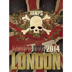 VAMPS LIVE 2014:LONDON (通常盤A)(デジパック仕様) (DVD) 新品|zerotwo-men