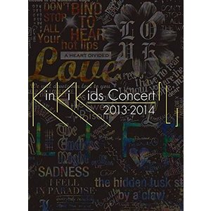 KinKi Kids Concert 2013-2014 「L」 (初回盤) (DVD) 新品