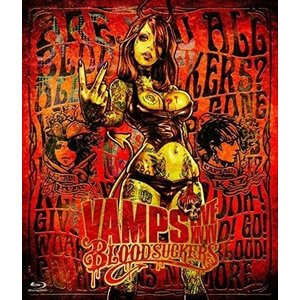 VAMPS LIVE 2015 BLOODSUCKERS(通常盤Blu-ray) 新品|zerotwo-men
