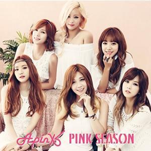 PINK SEASON(初回限定盤B)(DVD付) 新品...