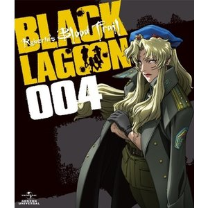 OVA BLACK LAGOON Roberta's Blood Trail Blu-ray 004...