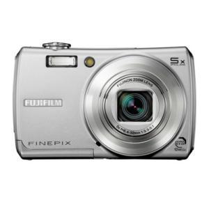 FUJIFILM デジタルカメラ FinePix (ファインピックス) F100fd ダークシルバー...