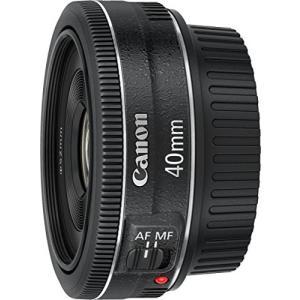 Canon 単焦点レンズ EF40mm F2.8 STM フルサイズ対応 中古品 アウトレット