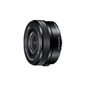 ソニー SONY 標準ズームレンズ E PZ 16-50mm F3.5-5.6 OSS ソニー Eマ...