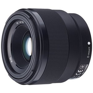 ソニー デジタル一眼カメラα(Eマウント)用レンズ SEL50F18F (FE 50mm F1.8)...
