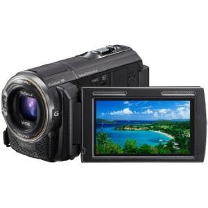 ソニー SONY ビデオカメラ Handycam PJ590V 内蔵メモリ64GB ブラック HDR-PJ590V 中古商品 zerotwo
