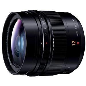 パナソニック 単焦点 広角レンズ マイクロフォーサーズ用 ライカ DG SUMMILUX 12mm/F1.4 ASPH. H-X012 中古商品 zerotwo
