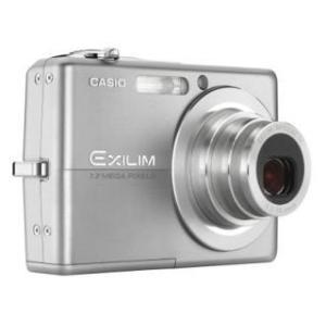 CASIO デジタルカメラ EXILIM ZOOM EX-Z700 シルバー 中古商品 zerotwo