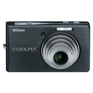 Nikon デジタルカメラ COOLPIX(クールピクス) S500 710万画素 アーバンブラック 中古商品 zerotwo