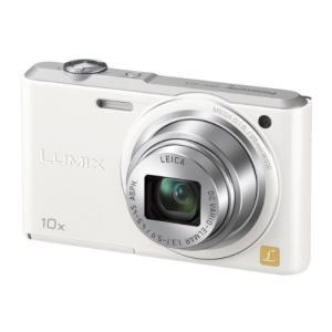 パナソニック デジタルカメラ ルミックス SZ3 光学10倍 ホワイト DMC-SZ3-W 中古商品 zerotwo