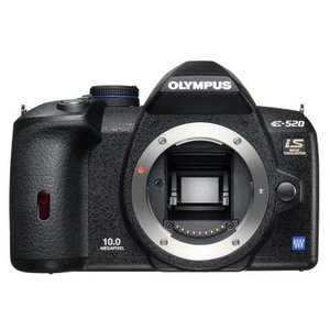 OLYMPUS デジタル一眼レフカメラ E-520 ボディ E-520 中古商品 zerotwo