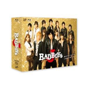 「BAD BOYS J」 Blu-ray BOX豪華版<初回限定生産 本編4枚+特典ディスク>