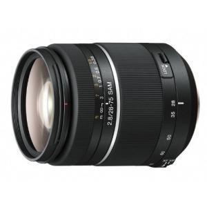 ソニー SONY αマウント交換レンズ SAL2875 中古商品