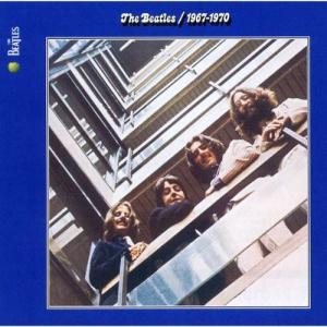 ザ・ビートルズ / 1967年~1970年 ( 青盤・CD2枚組 ) TBCD-002