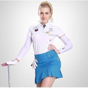 ゴルフスカート  レディース ゴルフスカート  インナーパンツ一体型 インバーテッド プリーツスカート 大きいサイズ|zerotwo