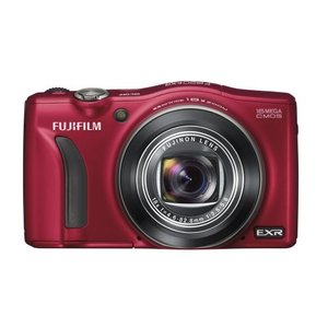 FUJIFILM デジタルカメラ F820EXR R レッド 1/2型1600万画素CMOSセンサー...