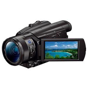 ソニー SONY 4Kビデオカメラ Handycam FDR-AX700 中古商品