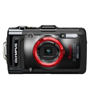 OLYMPUS デジタルカメラ STYLUS TG-2 1200万画素CMOS 15m防水 100k...