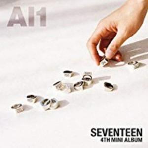 Seventeen 4thミニアルバム - Al1 (ランダムバージョン) 中古商品