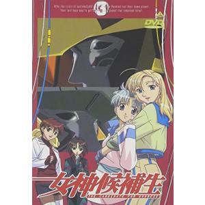 女神候補生 Vol.3 (DVD) 中古