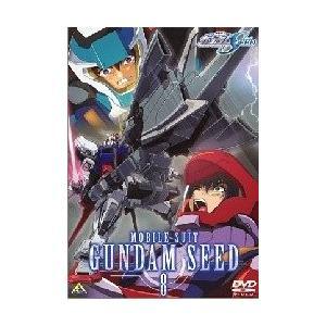 機動戦士ガンダムSEED 8 (DVD) 中古