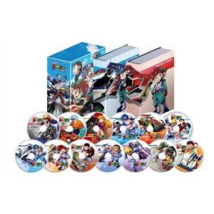 「爆走兄弟レッツ&ゴー!!WGP」 DVD-BOX (完全生産限定版) 中古