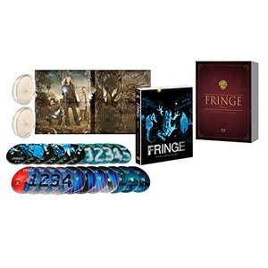 WBTV60周年記念 FRINGE/フリンジ コンプリートブルーレイBOX(初回限定生産) (Blu-ray) 中古