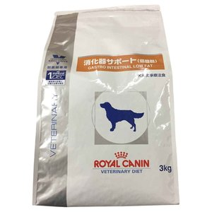 ロイヤルカナン ドッグフード 消化器サポート(低脂肪) 3kg zeroum