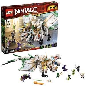 レゴ(LEGO) ニンジャゴー 究極のウルトラ・ドラゴン:アルティメルス 70679 ブロック おも...