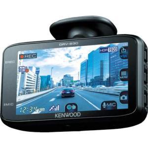 KENWOOD ケンウッド WideQuad-HD ドライブレコーダー DRV-830 GPS搭載約368万画素 高画質 zeroum