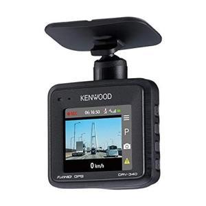 KENWOOD ドライブレコーダー DRV-340 Full HD ノイズ対策済 夜間画像補正 LED信号対応 zeroum