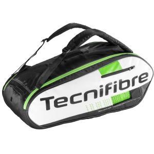 テニス、スカッシュ、バドミントン ラケットバッグ Squash Green 9R テクニファイバー TECNIFIBRE