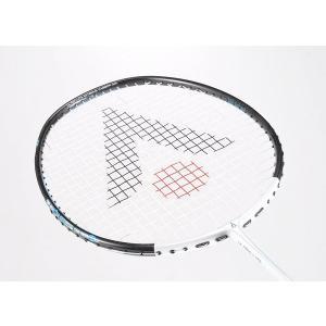 カラカル KARAKAL バドミントン ラケット 6U BN 65 White  badminton racket|zest-2009|02